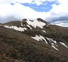 Southern View of Mount Lincoln, CO 2010 by J.D. Grubb