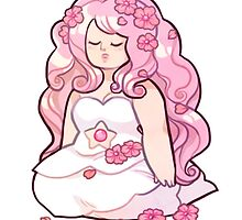 Rose Quartz Sticker by sergle