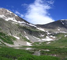 Kite Lake, Pike National Forest, CO 2010  by J.D. Grubb