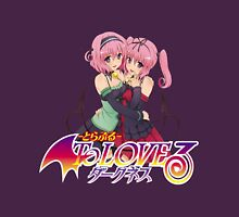 Momo & Nana - To love ru Darkness T-Shirt