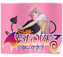 Lala - to love ru Darkness Poster