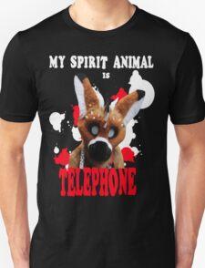 My Spirit Animal is Telephone  T-Shirt