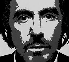 Al Pacino by iankingart