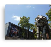 Star Tours ATAT- Hollywood Studios  Canvas Print