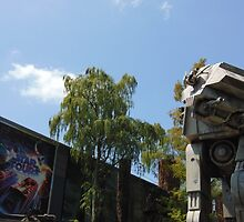 Star Tours ATAT- Hollywood Studios  by caileystavern