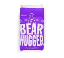 Beyond Kayfabe Podcast - I'm A Bear Hugger Duvet Cover
