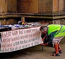 Peace and Ecology Festival, Liverpool, 4th July 2010 by Spadgie