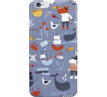 Yo Ho Ho iPhone Case/Skin