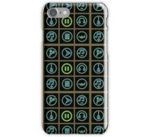 Music Icons iPhone Case/Skin