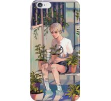 plantss iPhone Case/Skin