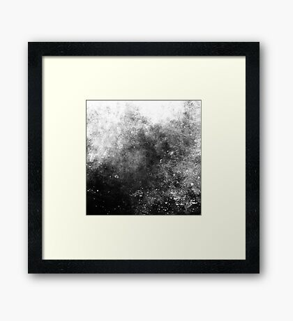 Abstract X Framed Print