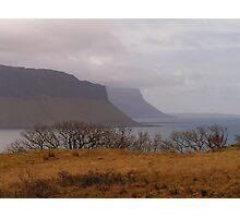 The Burg - Isle of Mull Photographic Print