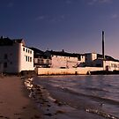 Islay: Bowmore Distillery by Kasia-D