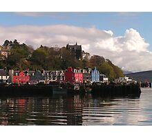 Tobermory Harbour - Isle of Mull Photographic Print
