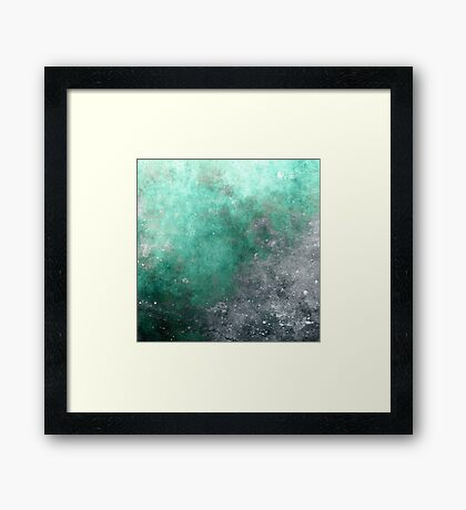 Abstract IX Framed Print