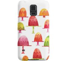 Jellies on Plates Samsung Galaxy Case/Skin