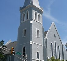 St. John's Episcopal Church, Lafayette, Indiana by nealbarnett