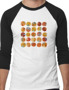 Pies Are Squared Men's Baseball ¾ T-Shirt
