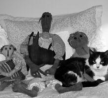 Mitty & Friends by Rusty Katchmer