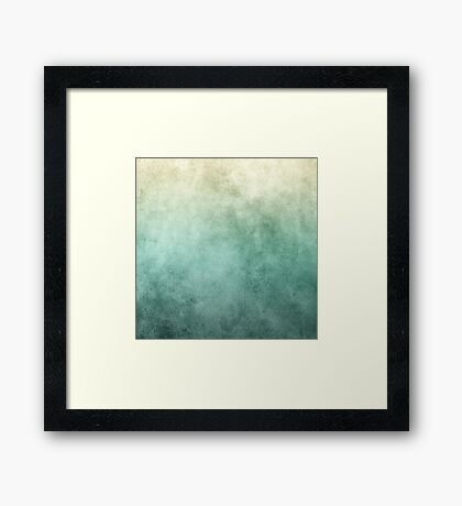 Abstract I Framed Print
