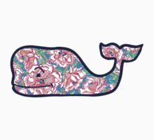 Patterned Whale by daniellecarley