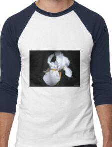 Pond Iris Men's Baseball ¾ T-Shirt