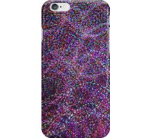Abstract Multi Colored Lights Rainbow iPhone Case/Skin
