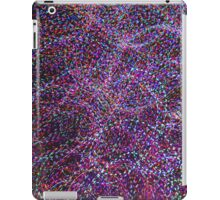 Abstract Multi Colored Lights Rainbow iPad Case/Skin