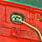 Old Ship (HDR) by WTBird