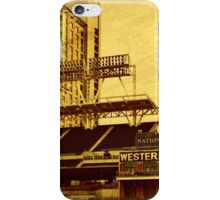 America's Finest Downtown Ballpark iPhone Case/Skin