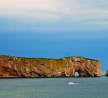 Rocher Percé by MeBoRe