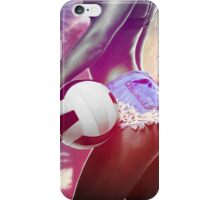 volleyball shorts jeans sport sexy girl hot beautiful ocean lagoon sea beach iPhone Case/Skin