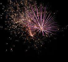 Nebulous Celebration by mnkreations