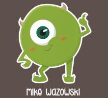 Mikes Wazowski Kids Clothes