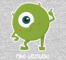 Mikes Wazowski One Piece - Short Sleeve
