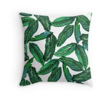 Juicy summer Throw Pillow