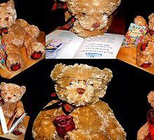 Teddy © by Dawn M. Becker