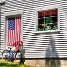 Happy Birthday, America!!! by Monica M. Scanlan