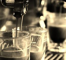 Espresso Extraction by shilohrachelle