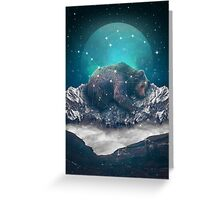 Under the Stars (Ursa Major) Greeting Card