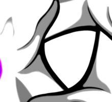 Interlinked Bull Terriers Sticker