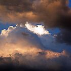 Precurser to a Thunderstorm by Malcolm Chant