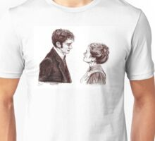 """Human Nature"" Doctor Who Inspired Sketch Unisex T-Shirt"