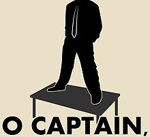 O Captain, my Captain by Sangui
