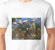 Pebbles of Time Unisex T-Shirt