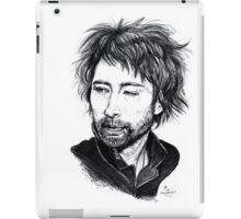 Thom Yorke [Radiohead] iPad Case/Skin