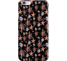Sea Stars Dancing with Kelp  iPhone Case/Skin