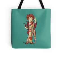 The Fourth Doctor [Who] Tote Bag