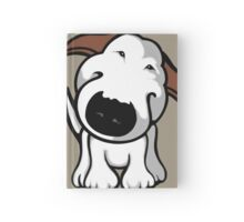 Really? Bull Terrier Hardcover Journal