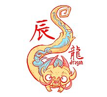The Year of the Dragon Photographic Print
